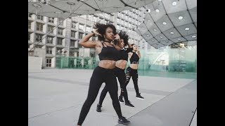 Jahyanaï King x Bamby - Who mad again - Choreography - www.delicia-show.com