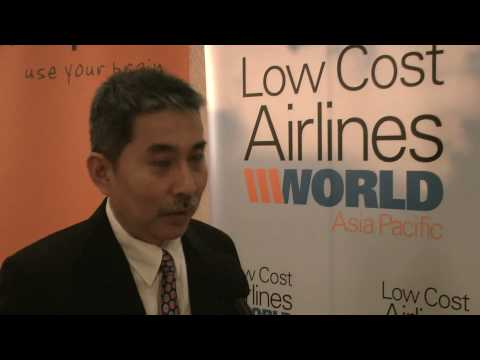 Low Cost Airlines 2010: Regional Express Exec Chairman, Lim Kim Hai