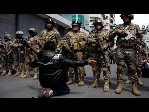 بوليفيا: أزمة برلمانية وانقسام سياسي وسط احتجاجات شعبية عارمة  - نشر قبل 2 ساعة
