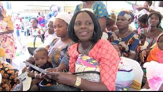 Ambode Urges Mothers To Take Their Children For Health Checkup