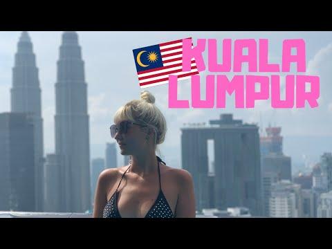 Touring Kuala Lumpur, Malaysia - This City is INSANE!!!!