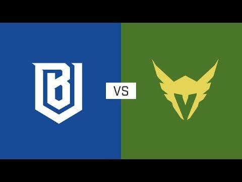 Full Match | Boston Uprising vs. Los Angeles Valiant | Stage 1 Week 4 Day 4