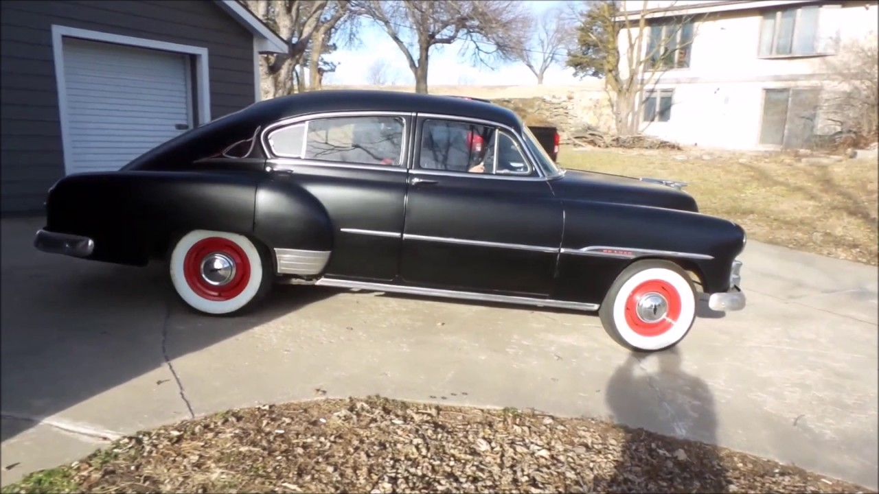 All Chevy 1951 chevrolet fleetline : 1951 Chevrolet Fleetline Deluxe for sale | no-reserve Internet ...