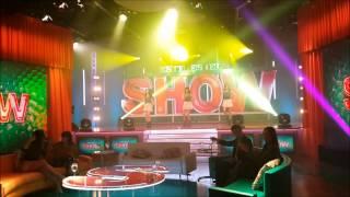 Backstage de Este es el Show creado por sus bailarinas!