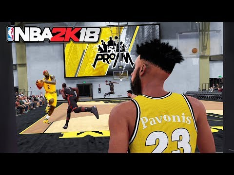 NBA 2K18 My Career - RANK UP FAST!! (NBA 2K18 Gameplay PS4 Pro)