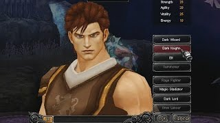 Classe Dark Knight - MU Online