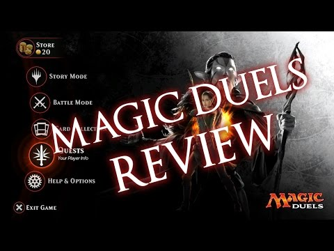Magic Duels Review - THE GRIND IS REAL
