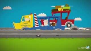 Bezpieczna jazda A2. Lubię to!  część III - Radość podróżowaniA2
