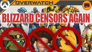 Overwatch News | Blizzard Censorship Continues with the Okay Sign?