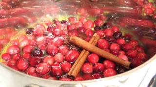 How to Make Cranberry Sauce - Best Ever Cranberry Sauce Recipe