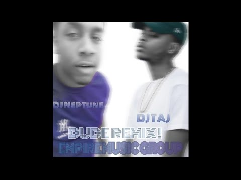 DJ TAJ & DJ NEPTUNE - DUDE (JERSEY CLUB MIX)