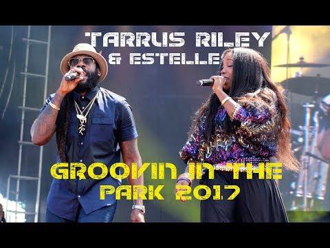 Tarrus Riley Segment, Feat Estelle. Groovin In The Park 2017