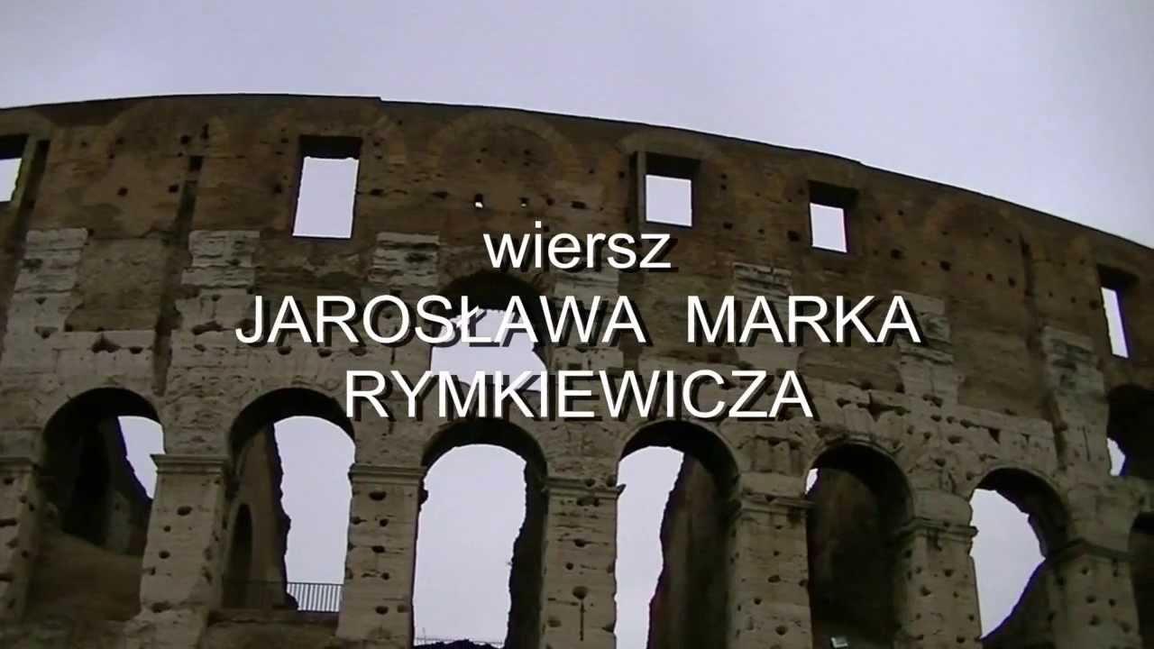 Rymkiewiczjarosław Marek Polska Poezja Współczesna