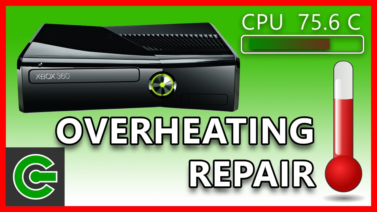 How to repair false Xbox 360 Slim Corona Overheating