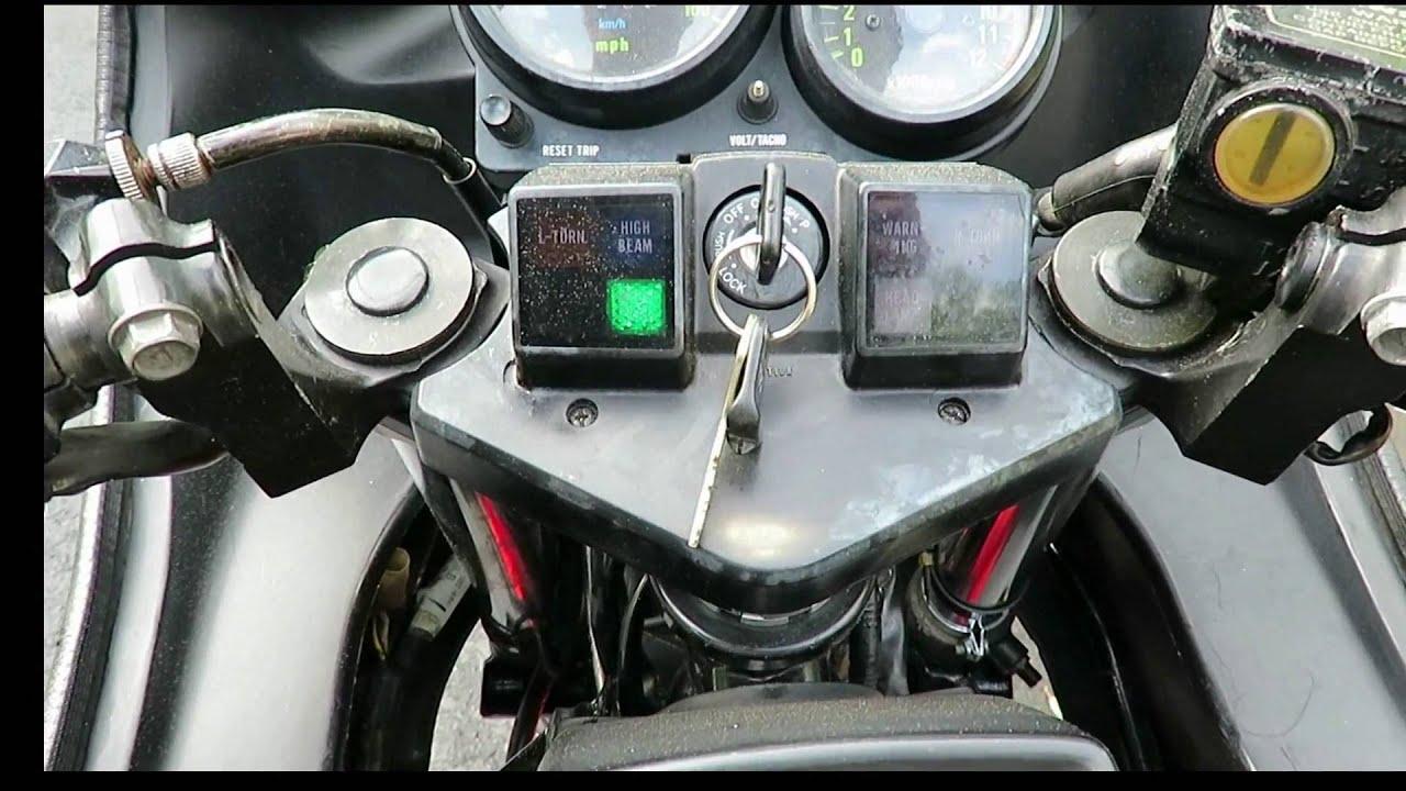 Kawasaki Gpz  Turbo For Sale