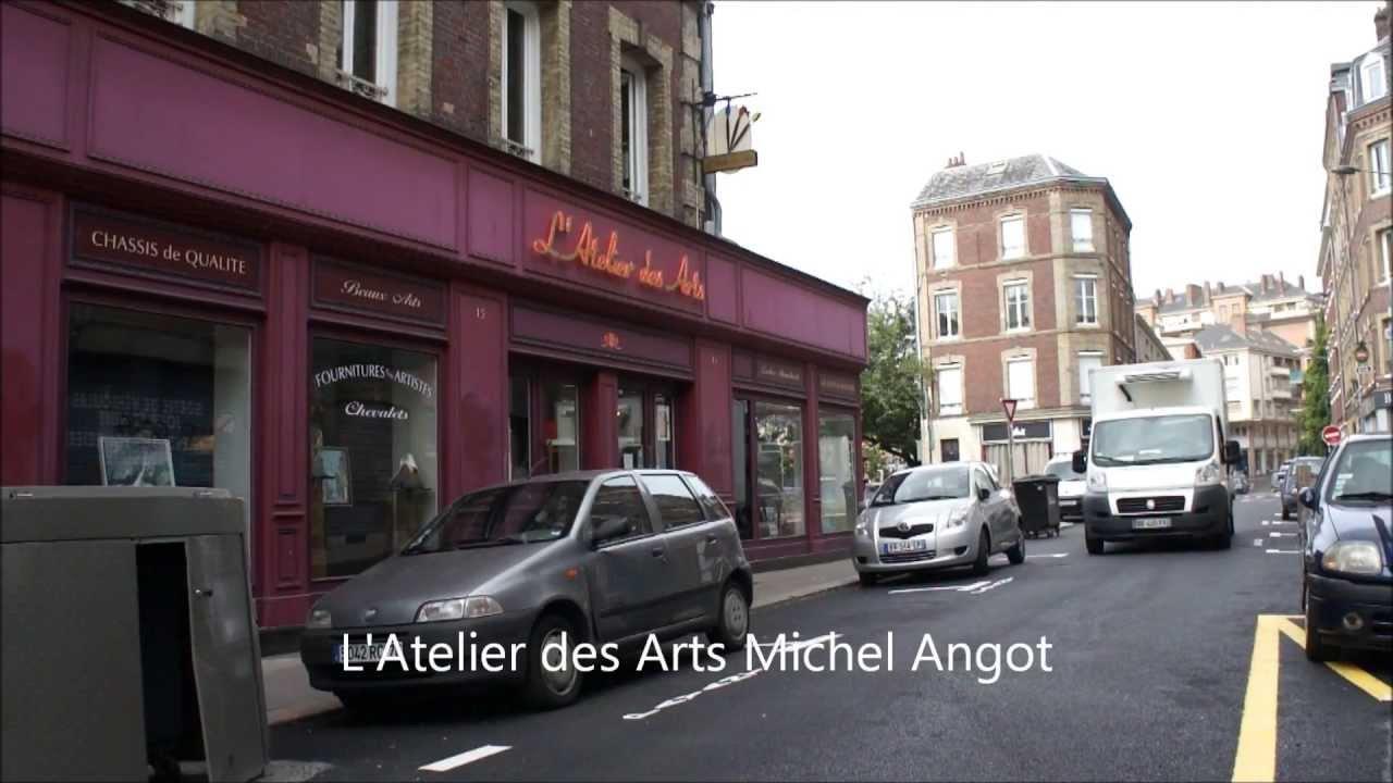 Peintres Ecole De Rouen lionel lagrange - expostion - l'atelier des arts - rouen