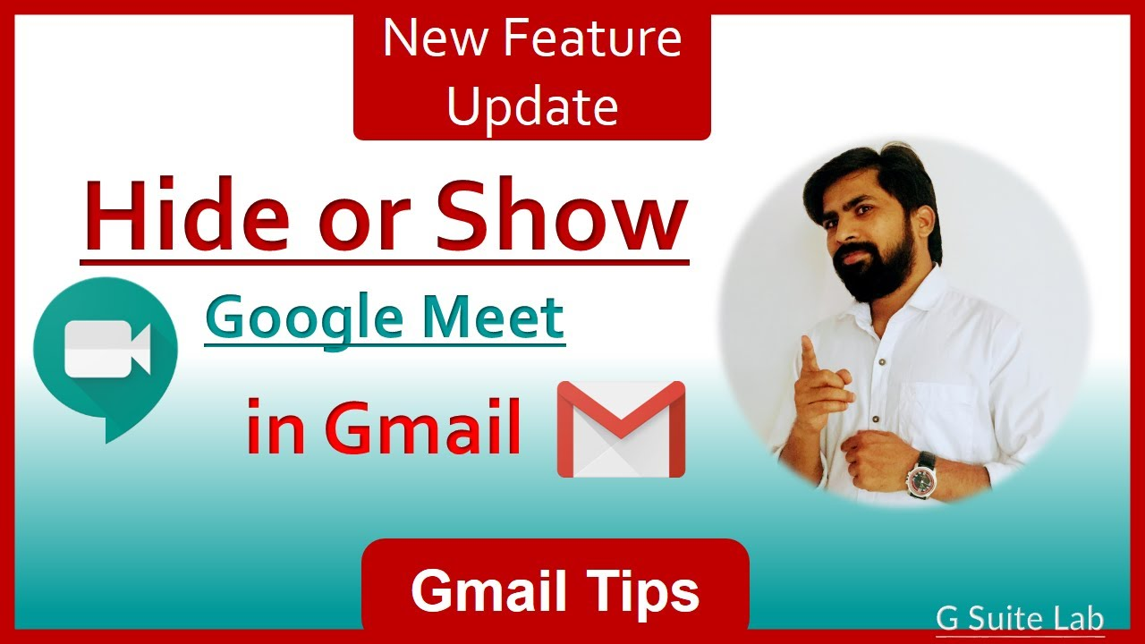 Gmail app users who seldom use Google Meet can disable the ...