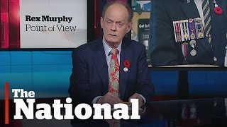 Rex Murphy | Lest We Forget