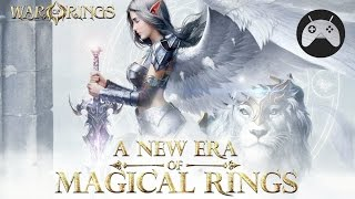WAR OF RINGS Android Gameplay