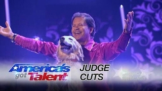 America&#39s Got Talent Dog&#39s Amazing Performance... Must watch to see the surprise