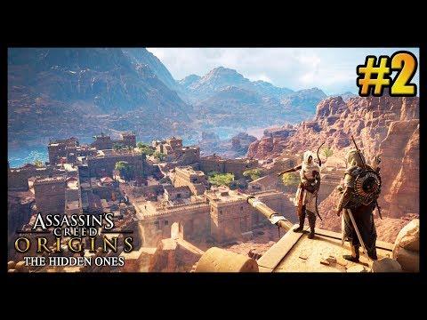 AMPELIUS (Assassin's Creed Origins : The Hidden Ones #2)