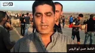 مصر العربية  نشطاء غزاويون : مواصلون فى المقاومة حتى كنس المحتل من فلسطين
