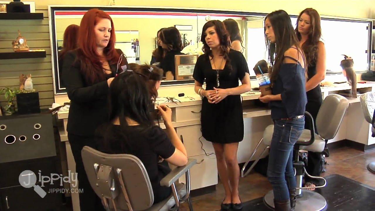 Goddess Hair Extensions Training
