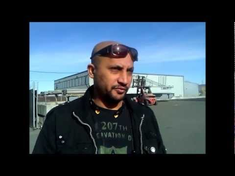 Abdulhakim Mussid: Seattle Port Truck Driver