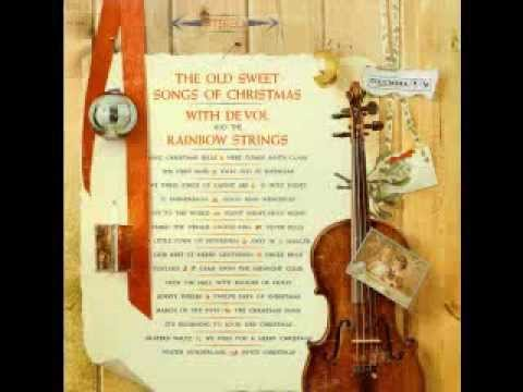 Devol strings the old sweet sounds of christmas side 1 for Classic house string sound