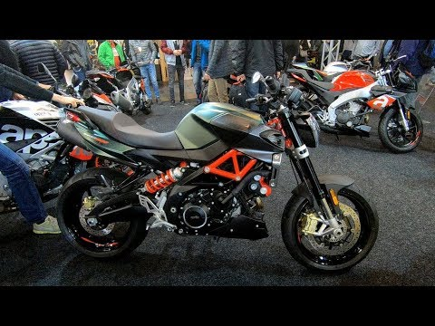 aprilia shiver 900 abs new model 2018 raptor green naked. Black Bedroom Furniture Sets. Home Design Ideas