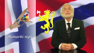 "Monarki nytt med Kjell Arne Totland- ""Del 1-Chiffon"" - Kristian Valen"