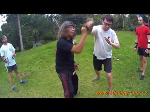SILAT - ESCRIMA - VING TSUN Training Camp 2015 - Indonesia and Malaysia (vol.1)