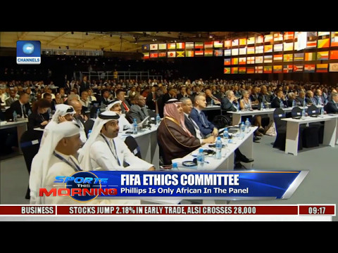 Justice Phillips's Election Into FIFA Ethics Committee, What's In It For Nigeria?