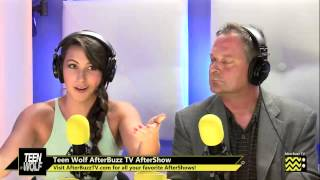 "Teen Wolf After Show Season 3 Episode 10 ""The Overlooked"" 