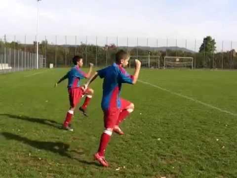 Fussballtraining Laufschule 4 Koordination Kondition