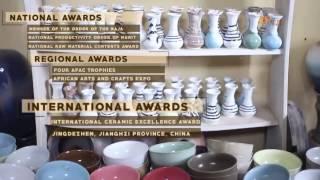 Dajo Pottery - Internationally Re-nouned Pottery Company from Nigeria