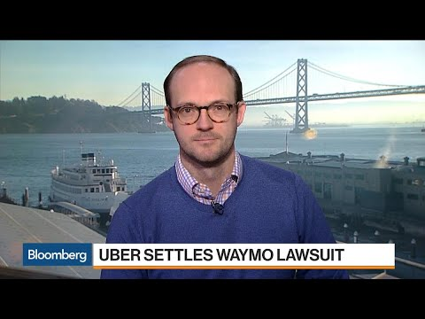 Uber Settles Dispute With Waymo