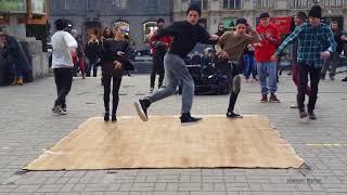 Уличные танцы Крещатика 2018 4-ая часть