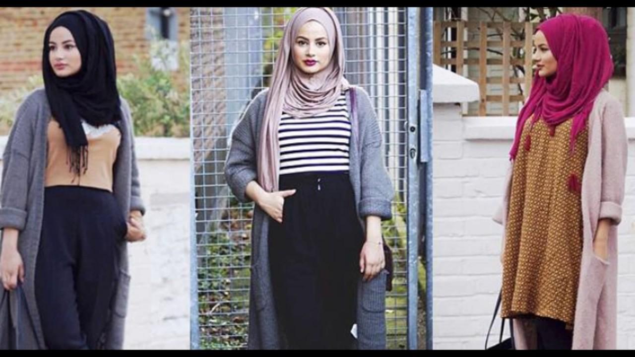 081214165516 Hijab Baju Gamis Syari Ala Dewi Sandra Versi