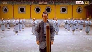 Trong 1 Nén Nhang, Cậu Bé Hạ Toàn Bộ Cao Tăng Thiếu Lâm Tự | Mãnh Hổ Võ Lâm | Clip Hay