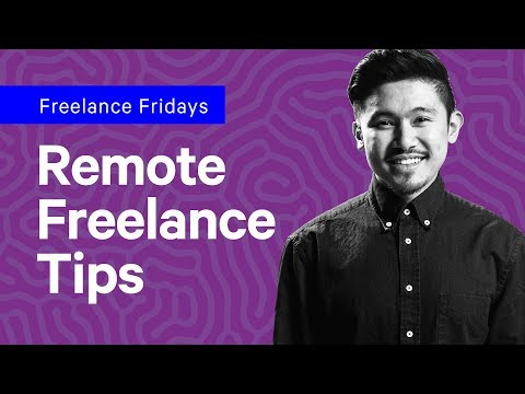 How to Work Remote Freelance Jobs
