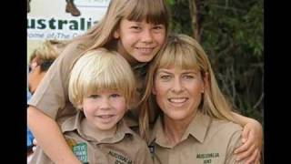Terri Bindi Robert Irwin Steve Irwin Day