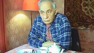 Люди  Феодосии.  Участники  Великой  отечественной  войны  Семен  Пивоваров  и  Георгий  Меликов.