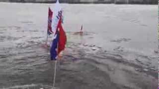 Олимпийский цирк на воде Амура