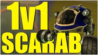 1v1 Con la SCARAB (QUASI GC?) - Rocket League DUELLO ITA [#26]