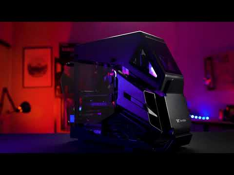 Thermaltake Airforce Xtreme Gaming PC - AMD Ryzen 5 5600X   RTX 3070 - Video