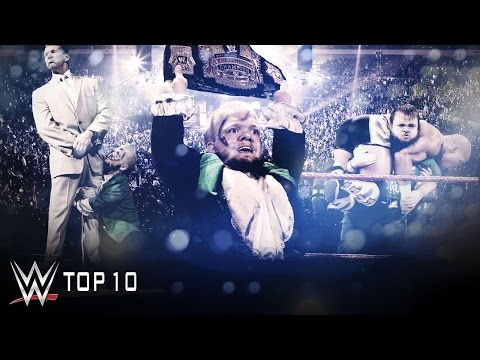 Thumbnail: Hornswoggle's Most Memorable Moments - WWE Top 10
