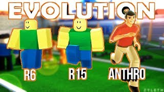 DIE ANTHRO R30 HAT ALREADY ADDED IN SOME ROBLOX GAMES!! 😲