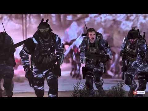 Rab battle - aliens vs zombies