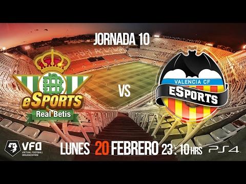 Valencia CF eSports - Real Betis eSports | VFO Spain 1ªDivisión